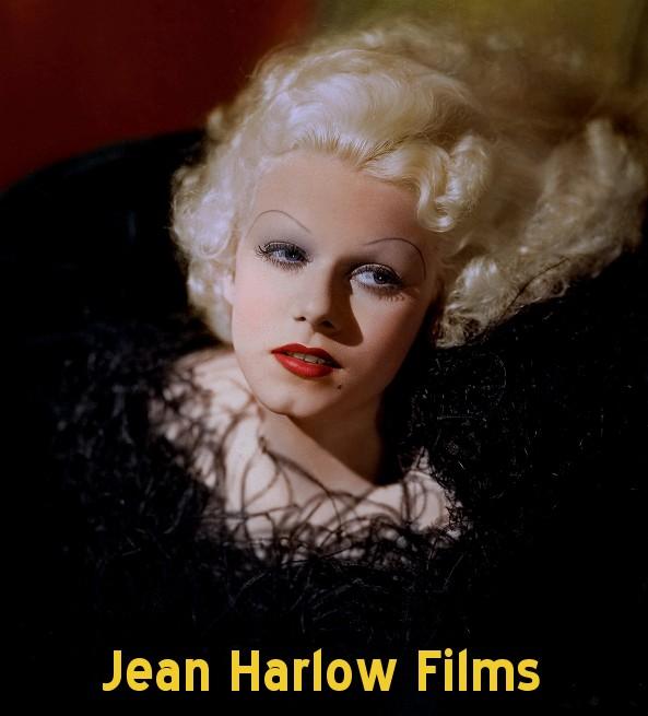 Jean Harlow Films